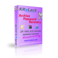 KRyLack Archive Password Recovery 3.53.65