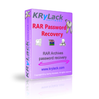 Free RAR Password Recovery - KRyLack Software